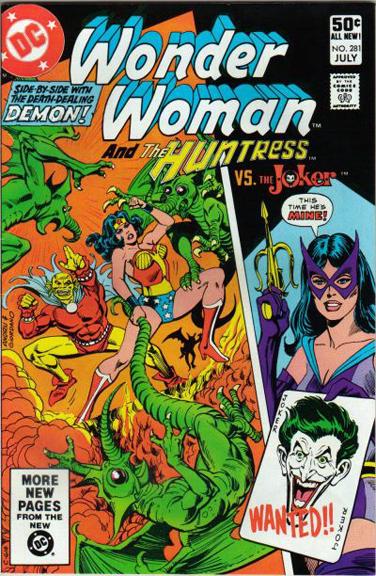 Wonder Woman #281