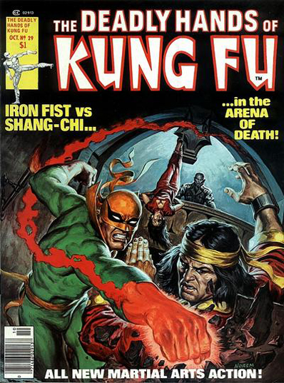 Deadly Hands of Kung Fu #29