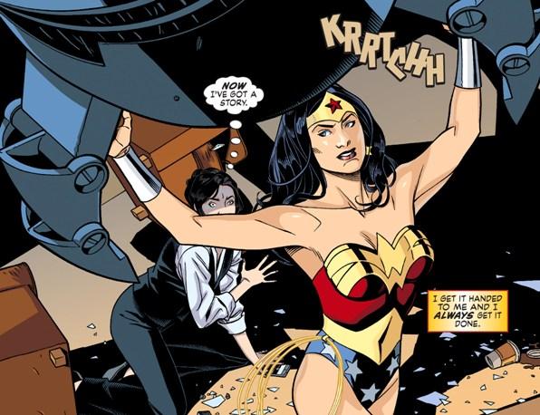 """Wonder Woman seems to get it."""