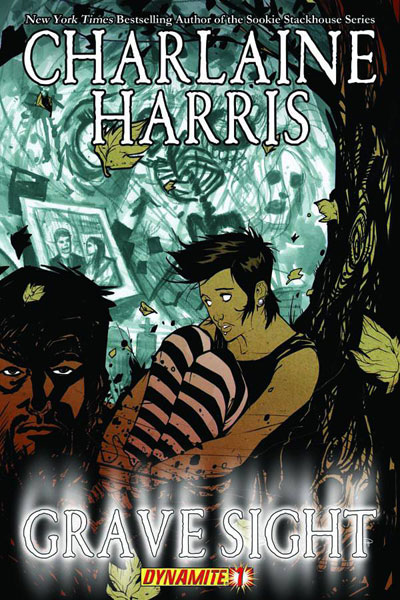 Image: Charlaine Harris: Grave Sight Vol. 01 SC  - D. E./Dynamite Entertainment