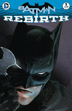 Image: Batman: Rebirth #1 - DC Comics