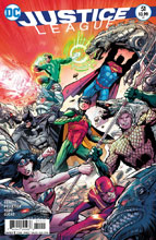 Image: Justice League #51 - DC Comics