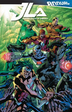 Image: Justice League of America Annual #1 - DC Comics