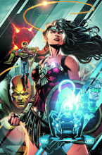 Image: Justice League #42 - DC Comics