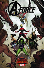 Image: A-Force #3 - Marvel Comics